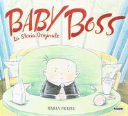 The Boss Baby Italian cover