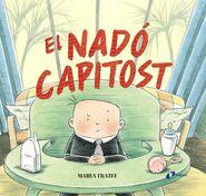 The Boss Baby Spanish cover 1