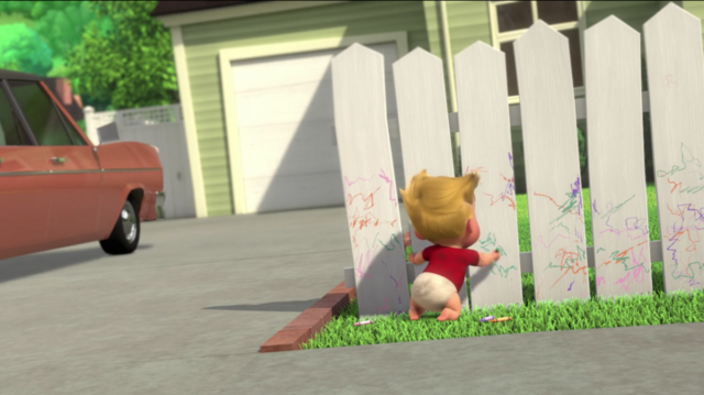 File:Scooter Buskie - Scooter drawing on picket fence.png