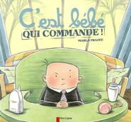 The Boss Baby French cover