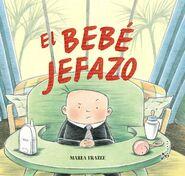 The Boss Baby Spanish cover 2