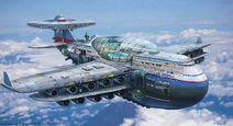 MegacorpMegaplane
