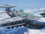 Megacorp Megaplanes