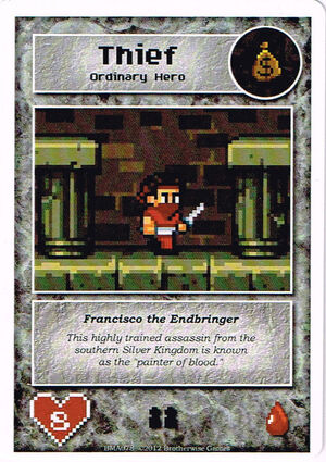 BMA078 Francisco the Endbringer