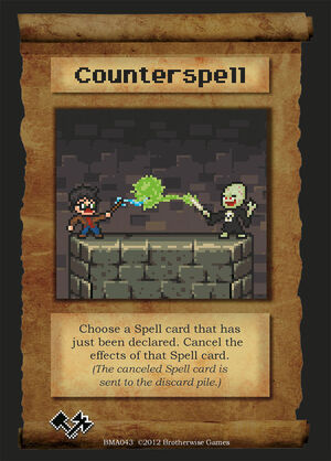 BMA043 Counterspell