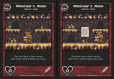 BMA017 Minotaur's Maze AA