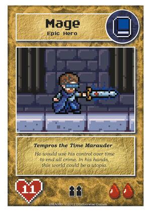 BMA089 Tempros the Time Marauder