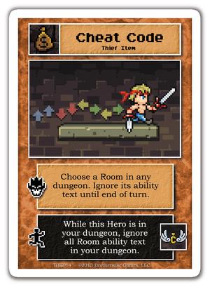 THK014 Cheat Code