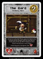 The Bard Custom Card by JustSparky