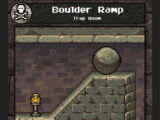 Boulder Ramp