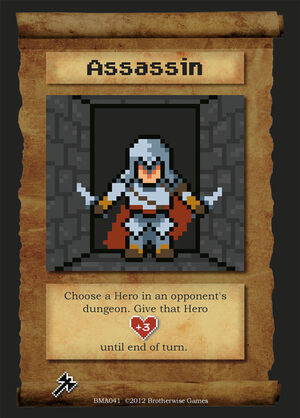 BMA041 Assassin