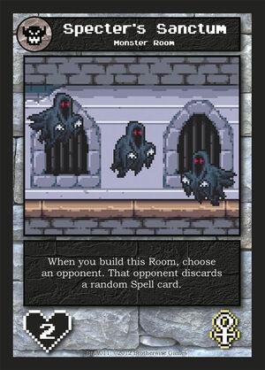 BMA011 Specter's Sanctum