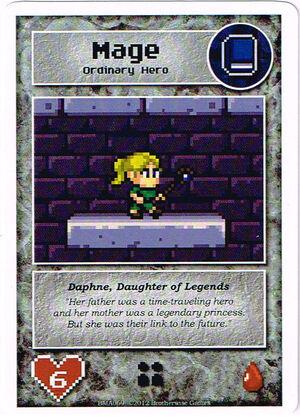 BMA069 Daphne, Daughter of Legends