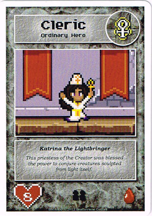 BMA060 Katrina the Lightbringer