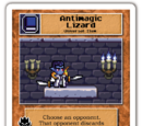 Antimagic Lizard
