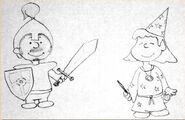 Heroes Peanuts