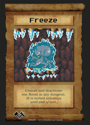 BMA046 Freeze