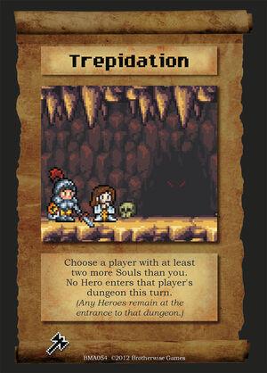 BMA054 Trepidation