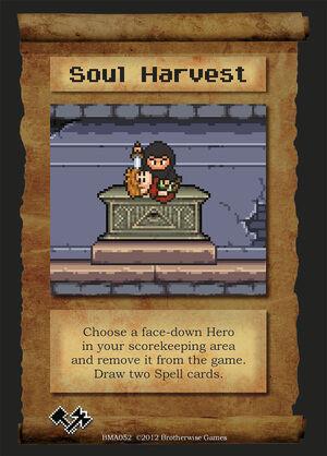 BMA052 Soul Harvest