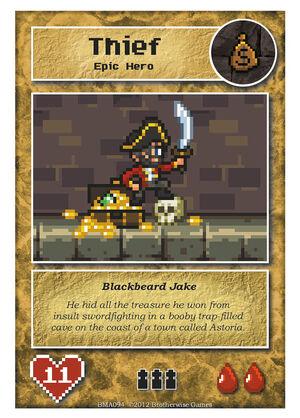 BMA094 Blackbeard Jake