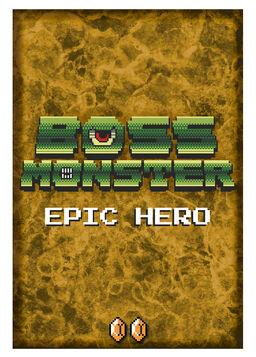 Epic Hero Deck Back