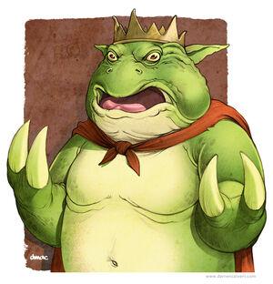 King croak by d mac-d5ky9jj