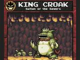 King Croak