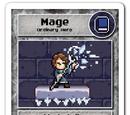 Iskandar, Ice Mage