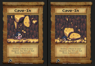 BMA042 Cave-In AA