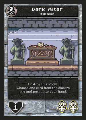 BMA009 Dark Altar
