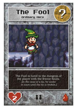 BMA080 The Fool