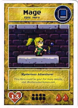 BMA089 Mysterious Adventurer