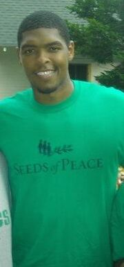 Gomes at Seeds of Peace