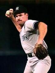 Wade Boggs as Yankee