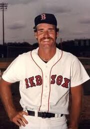 Wade Boggs as Red Sox