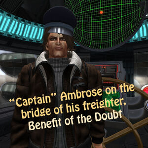 Captain Ambrose Pic