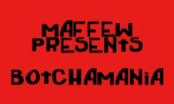 Botchamania Title Screen