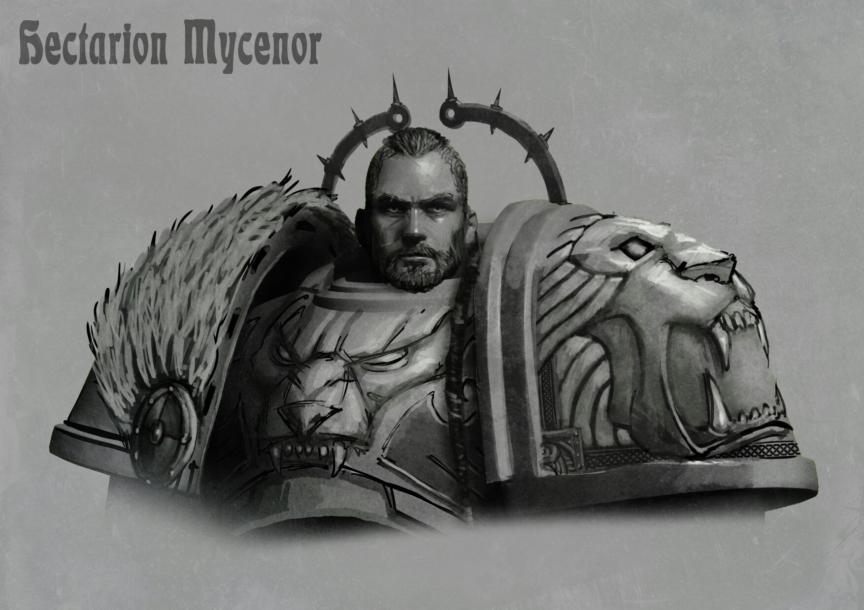 Hectarion Mycenor | The Brotherhood of the Lost Wiki