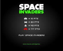 Spaceinvadersneave