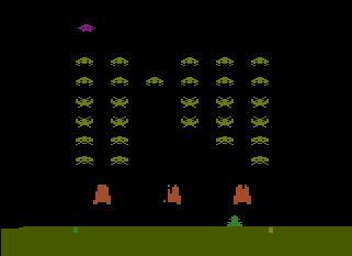 Spaceinvadersfc