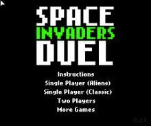 Spaceinvadersduel