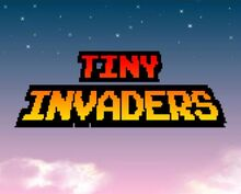 Tinyinvaders
