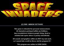 Spaceinvadersminion