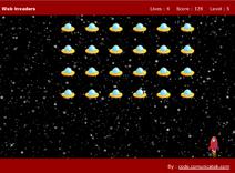 Webinvaders