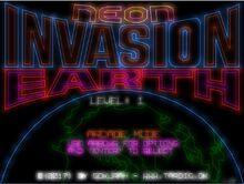 Neoninvasiontitlescreen