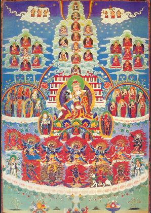 Padmasambhava Refuge Field - Nyingma Lineage