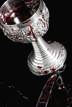Goblet of blood by novarain
