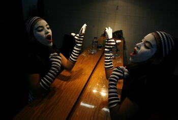 Mime-mirror