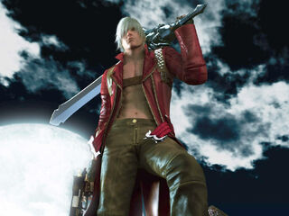 Devil may cry3 2