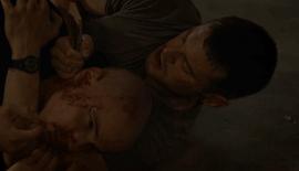 Doug kills Vincent